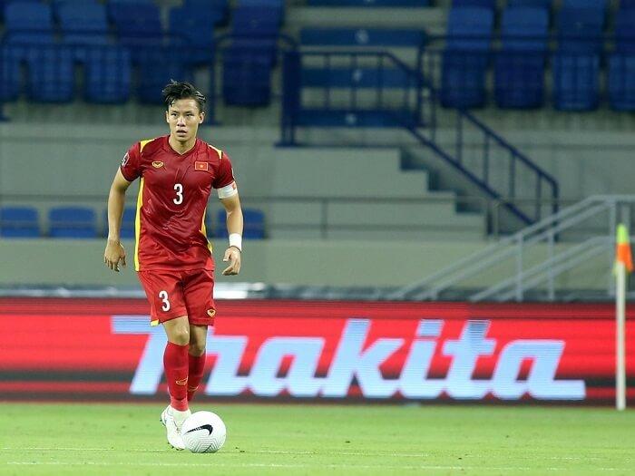 Quế Ngọc Hải là một trong những cầu thủ xuất sắc của đội tuyển quốc gia Việt Nam