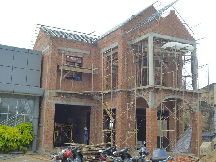 Đất thổ cư hoàn toàn được phép xây nhà ở