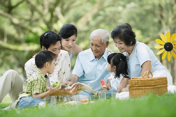 Hiểu một cách đơn giản thì gia đình là mối quan hệ dựa trên hôn nhân