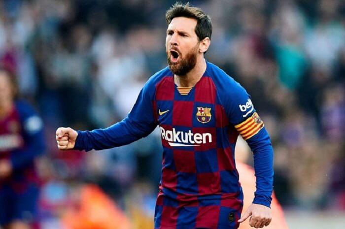 Lionel Messi là người có lương cầu thủ cao nhất thế giới hiện nay