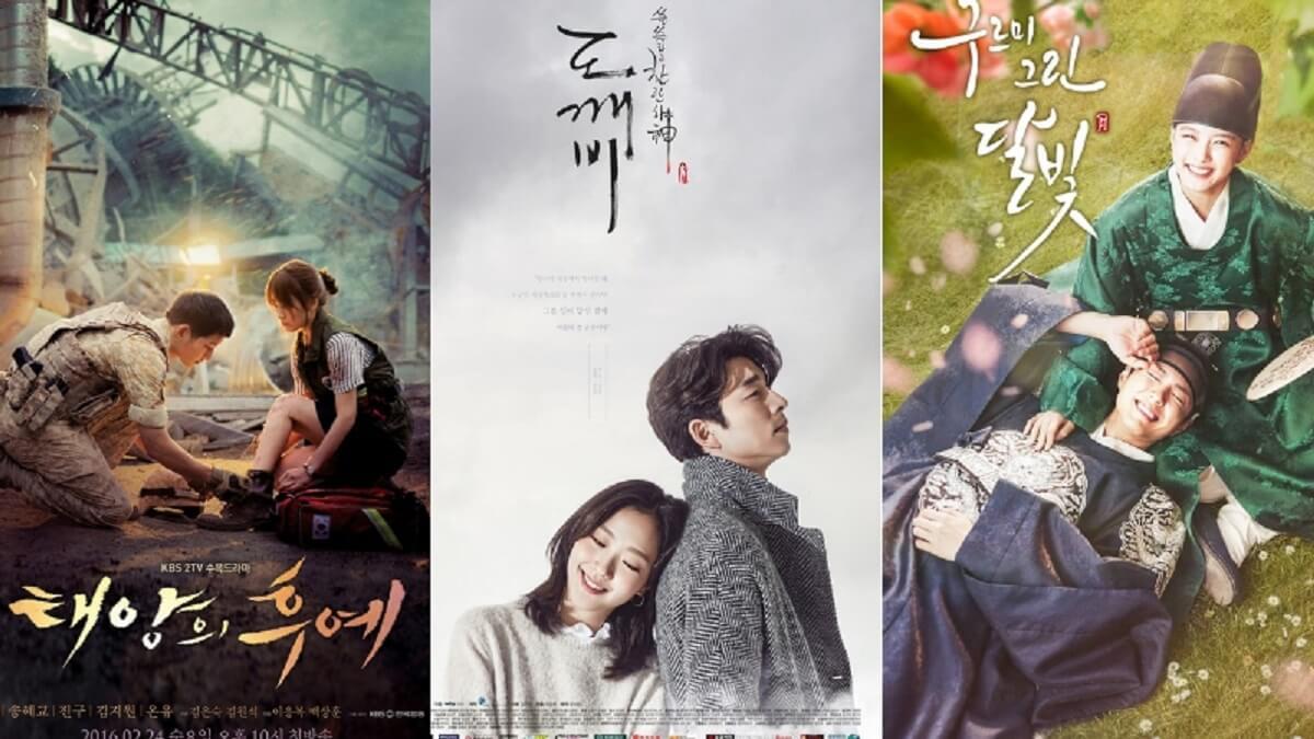 TOP 15 bài nhạc phim Hàn Quốc đỉnh cao khiến khán giả rung động