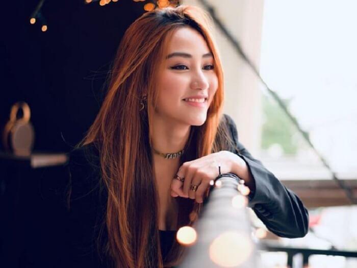 Ngân Khánh là một trong những nghệ sĩ 8x đa tài