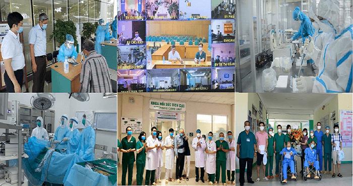 Ngày Thầy thuốc Việt Nam 27 tháng 2 là ngày để tôn vinh những người đang công tác trong ngành Y tế
